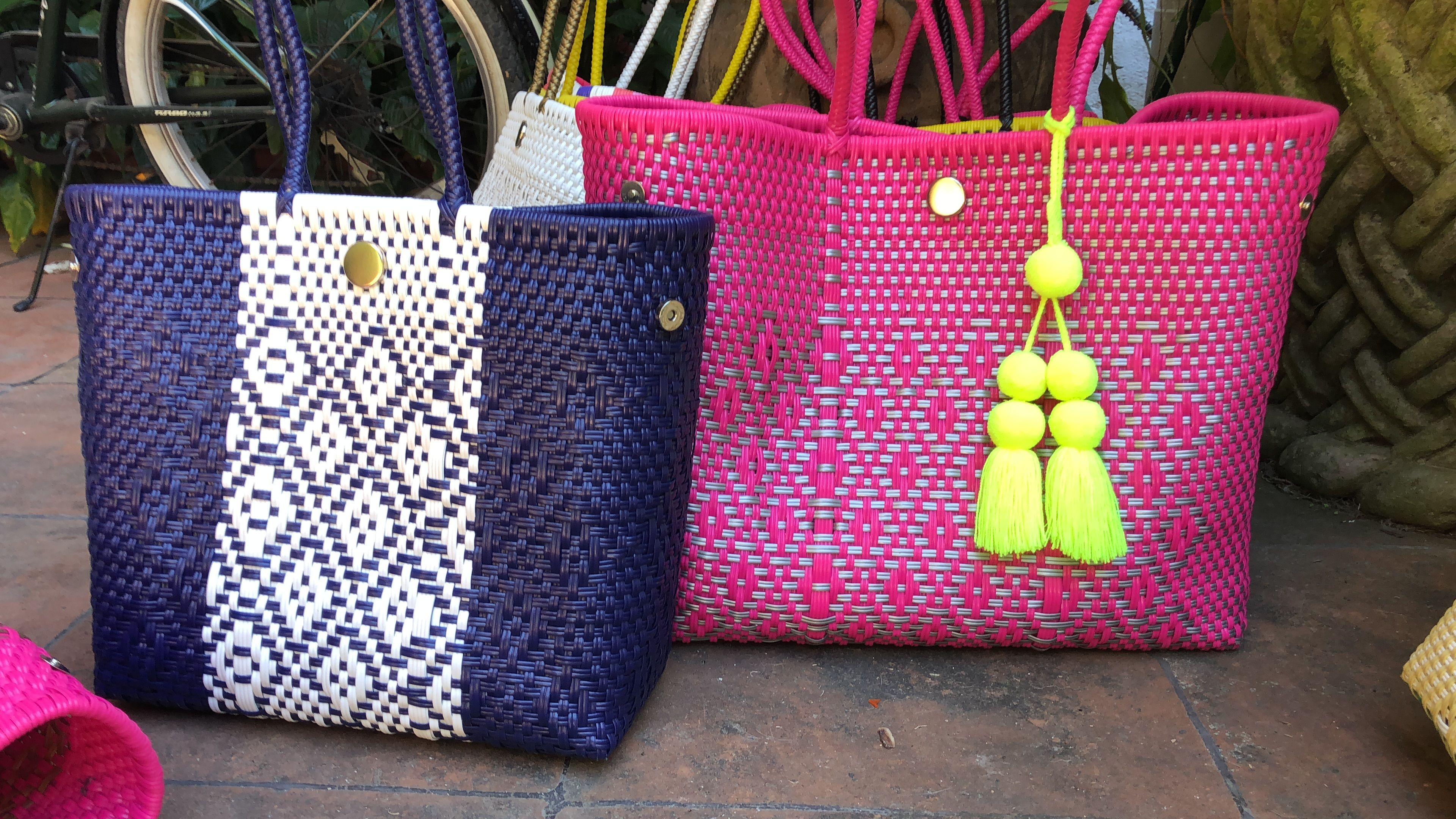 último estilo moda más deseable venta caliente barato Hola, somos fabricantes de bolsas artesanales de plastico ...