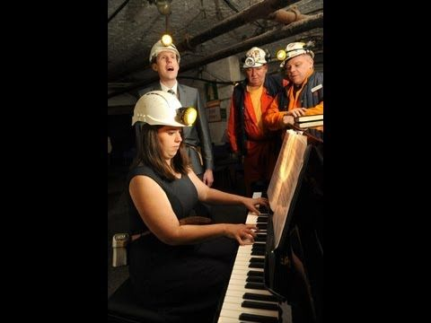 ▶ A Miner's Song - Charity Single for the National Mining Memorial - YouTube