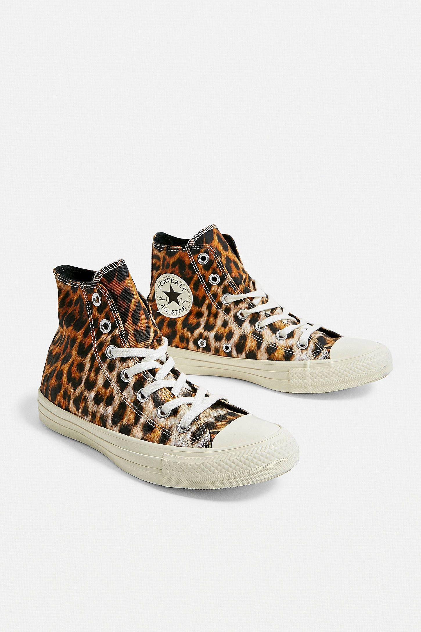 Converse All Star Chuck Taylor Leopard