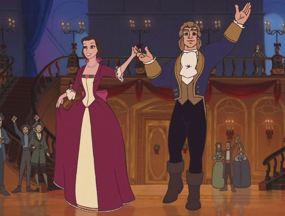 My List About Belle's Outfits. - Beauty and the Beast - Fanpop ...