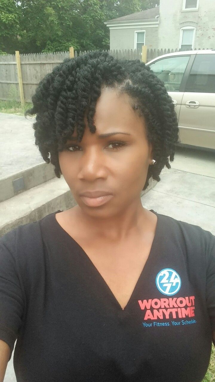 i love juicy twists! | black hairstyles | natural hair
