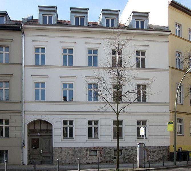Townhouse Berlin berlin mitte hannoversche strasse 16 mietshaus jpg townhouses
