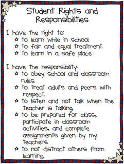 importance of obeying school rules