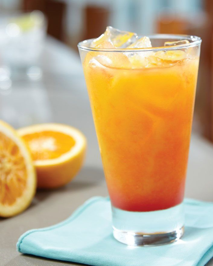 Tropical #drinks aren't just for the summer.