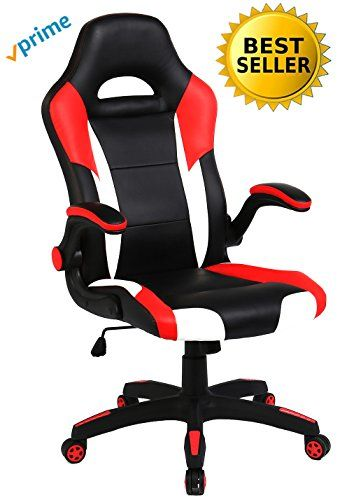 Groovy Seatzone Racing Car Style Bucket Seat Gaming Chair Pu Creativecarmelina Interior Chair Design Creativecarmelinacom
