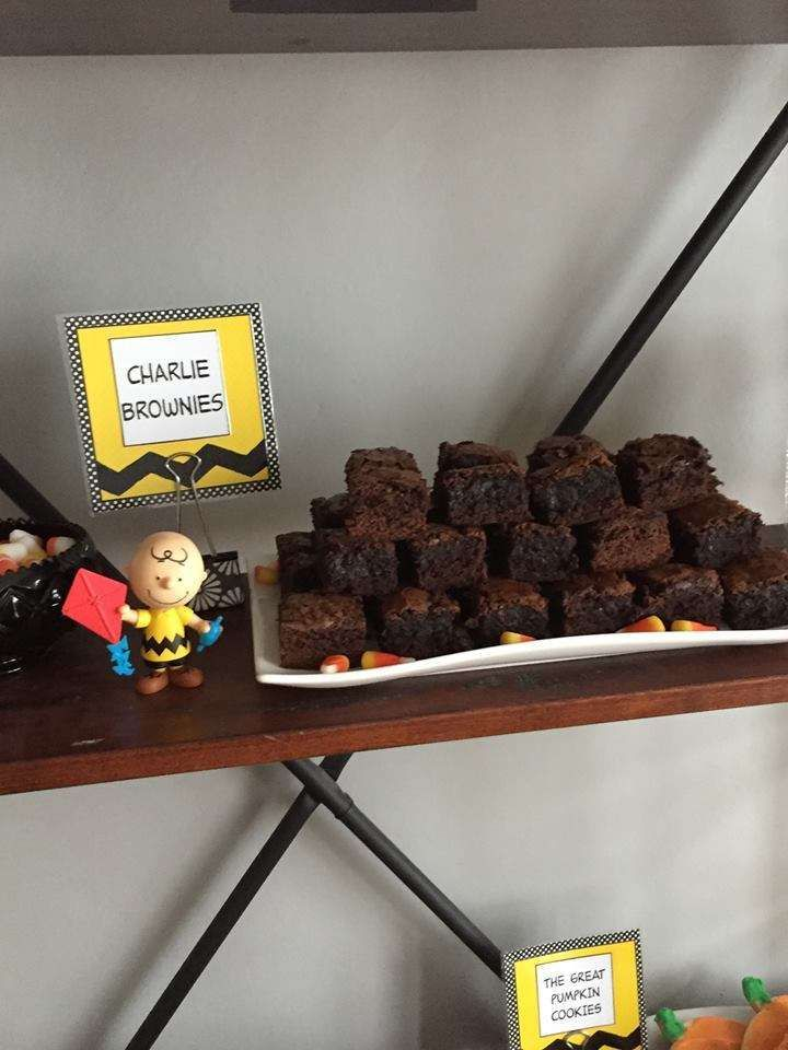 Peanuts/Charlie Brown Birthday Party Ideas | Davis' Birthday
