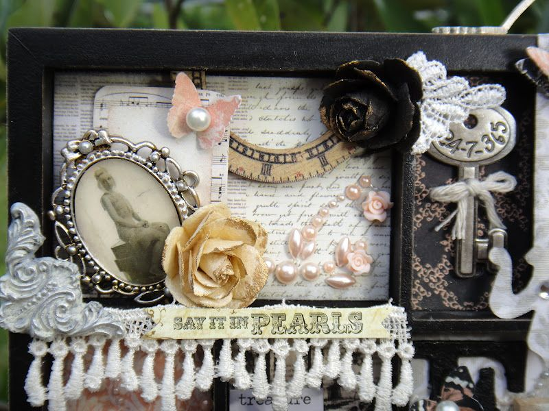 Msliberty Creations: Altered Printer's Tray