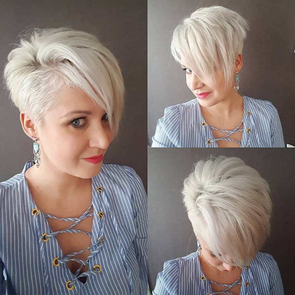 70 Cute And Easy To Style Short Layered Hairstyles Short Sassy Haircuts Short Blonde Haircuts Cute Short Haircuts