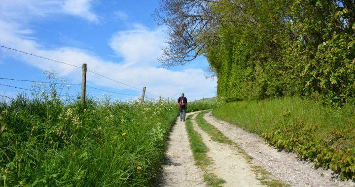 Trage tocht Gulpen, wandelen, Limburg, Nederland