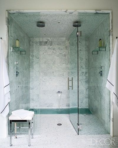 Integrated Sunken Tub Inside Shower With Images Sunken Tub