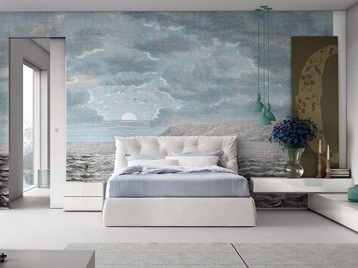 Papel pintado panorámico SKY by Inkiostro Bianco Casas para soñar
