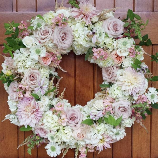 Image result for hydrangea funeral flowers | Funeral flowers ...