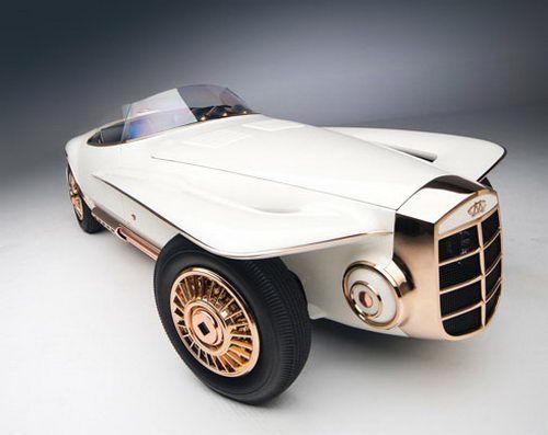 Mercer Cobra Roadster The Classic Concept Car Design Roadster Car