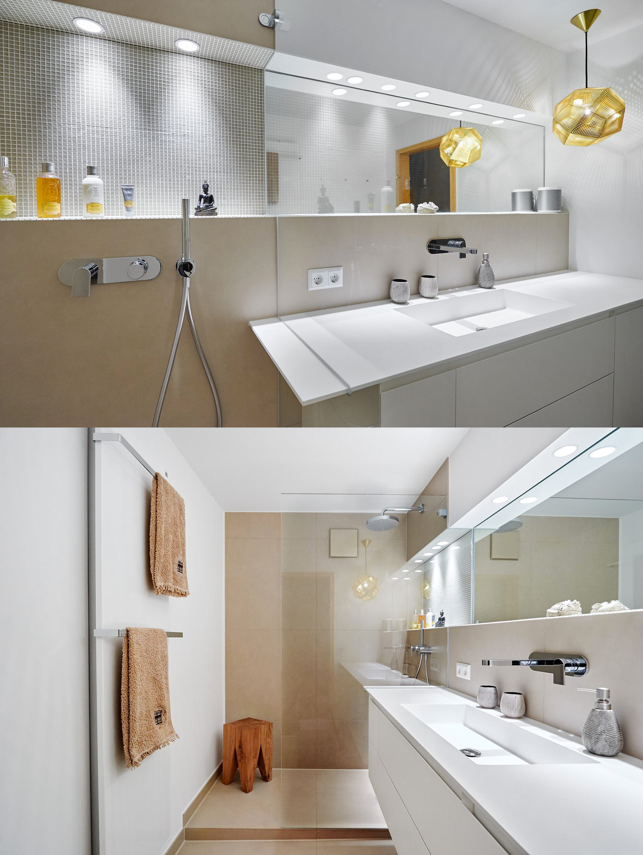 Bathroom Project In Geislingen Germany Realized By Frick Badezimmer Ulm Using Ideagroup Furniture And Fant Bathroom Furniture Modern Modern Bathroom Bathroom