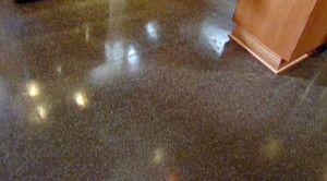 Discolored Terrazzo Floor Cleaning Miami Terrazzo
