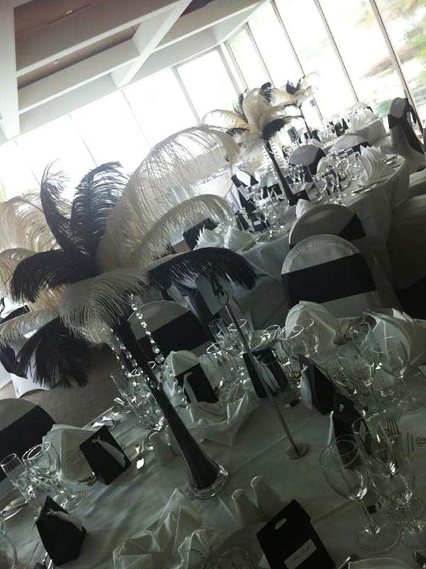 6 Pack 28 Black Eiffel Tower Glass Flower Vase Table Centerpiece