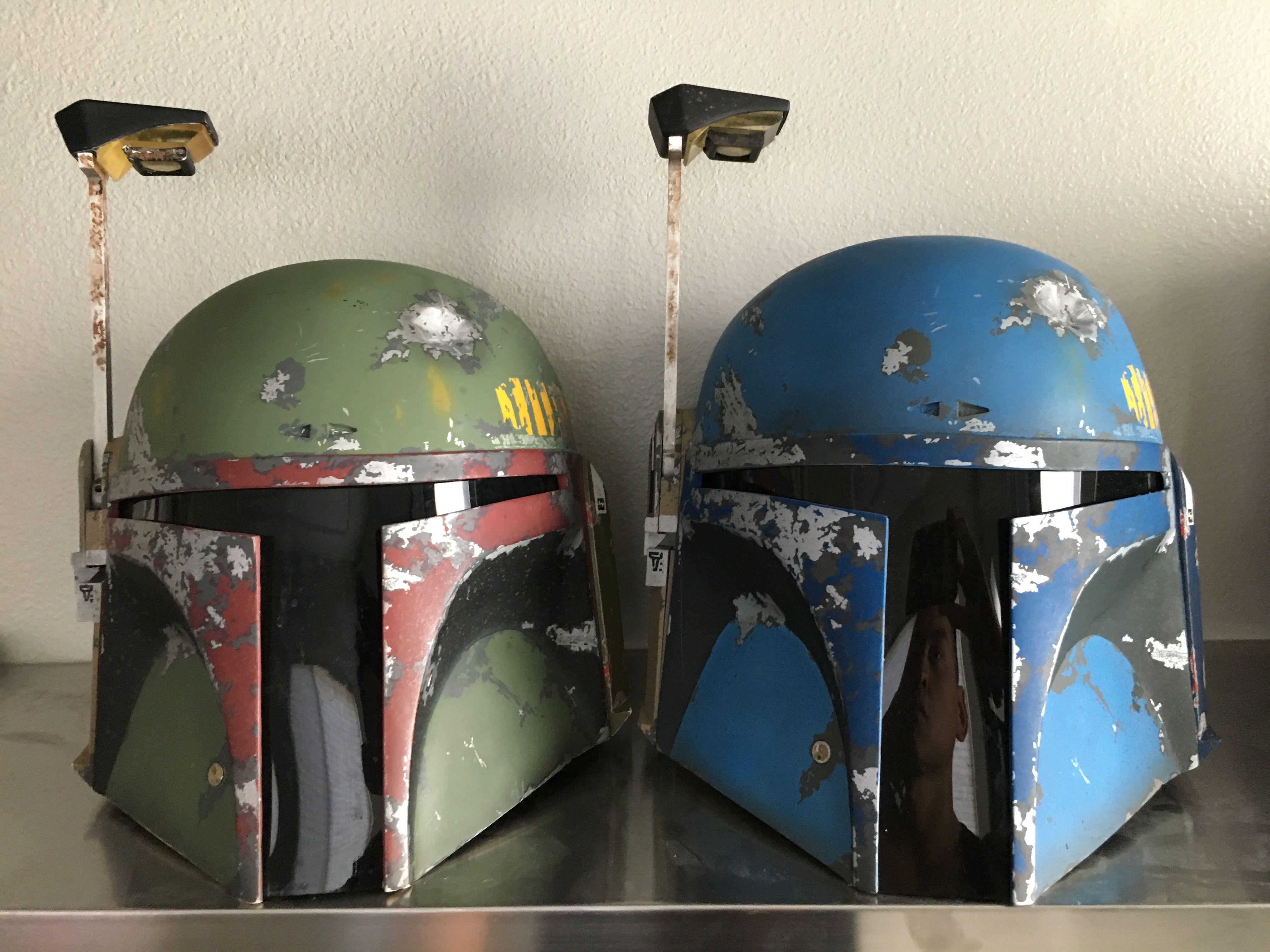 Pin von Wasted Fett auf Boba Fett Helmet | Pinterest