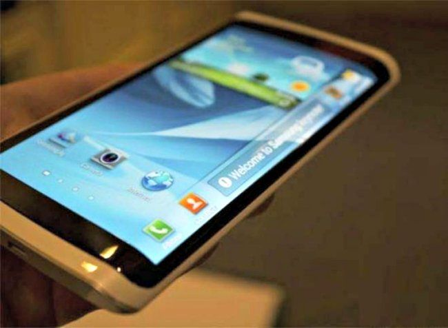 #Android El Galaxy Note 4 contara con pantalla curvada? Pantalla plegable para el Note 5? - http://droidnews.org/?p=1918