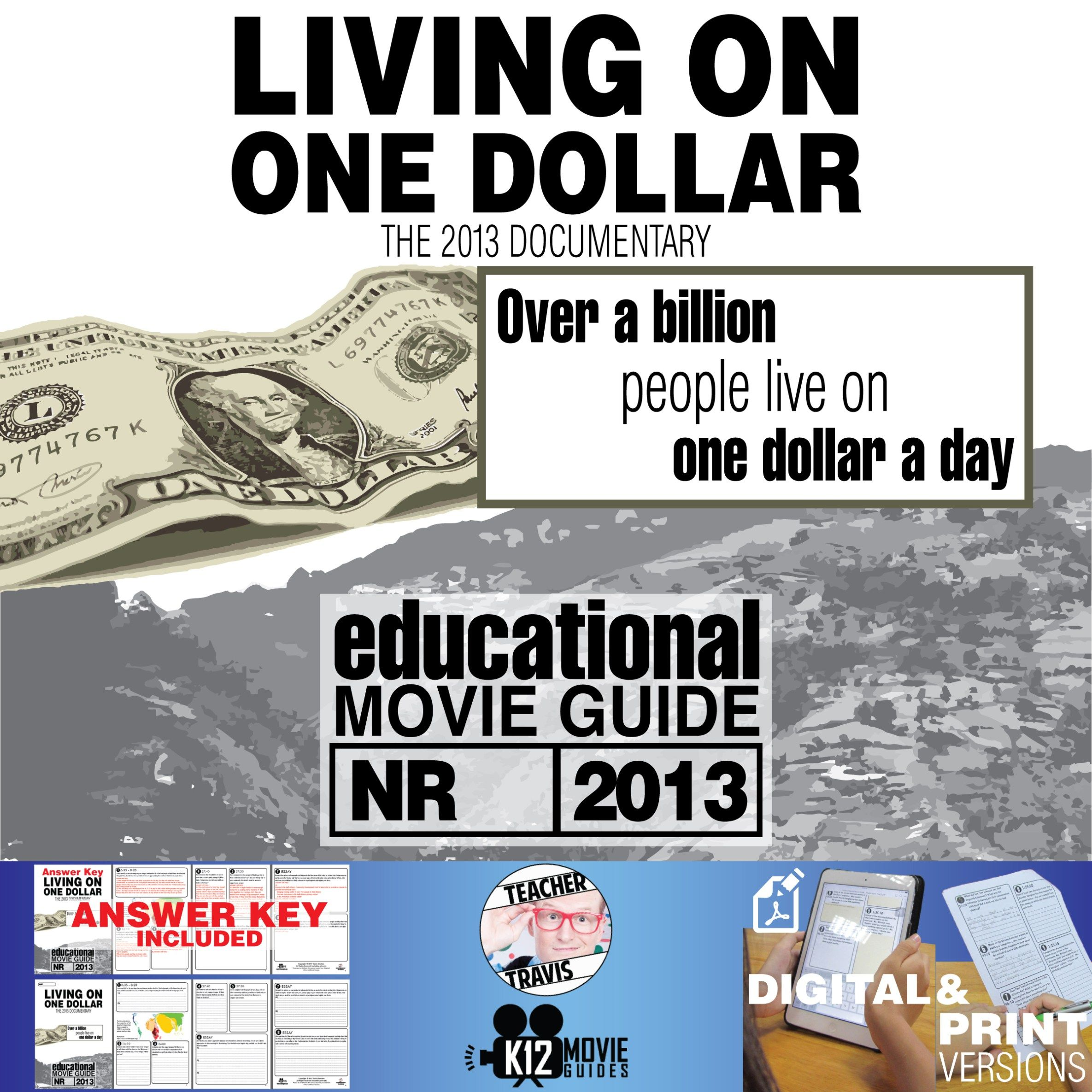 Living On One Dollar Movie Guide