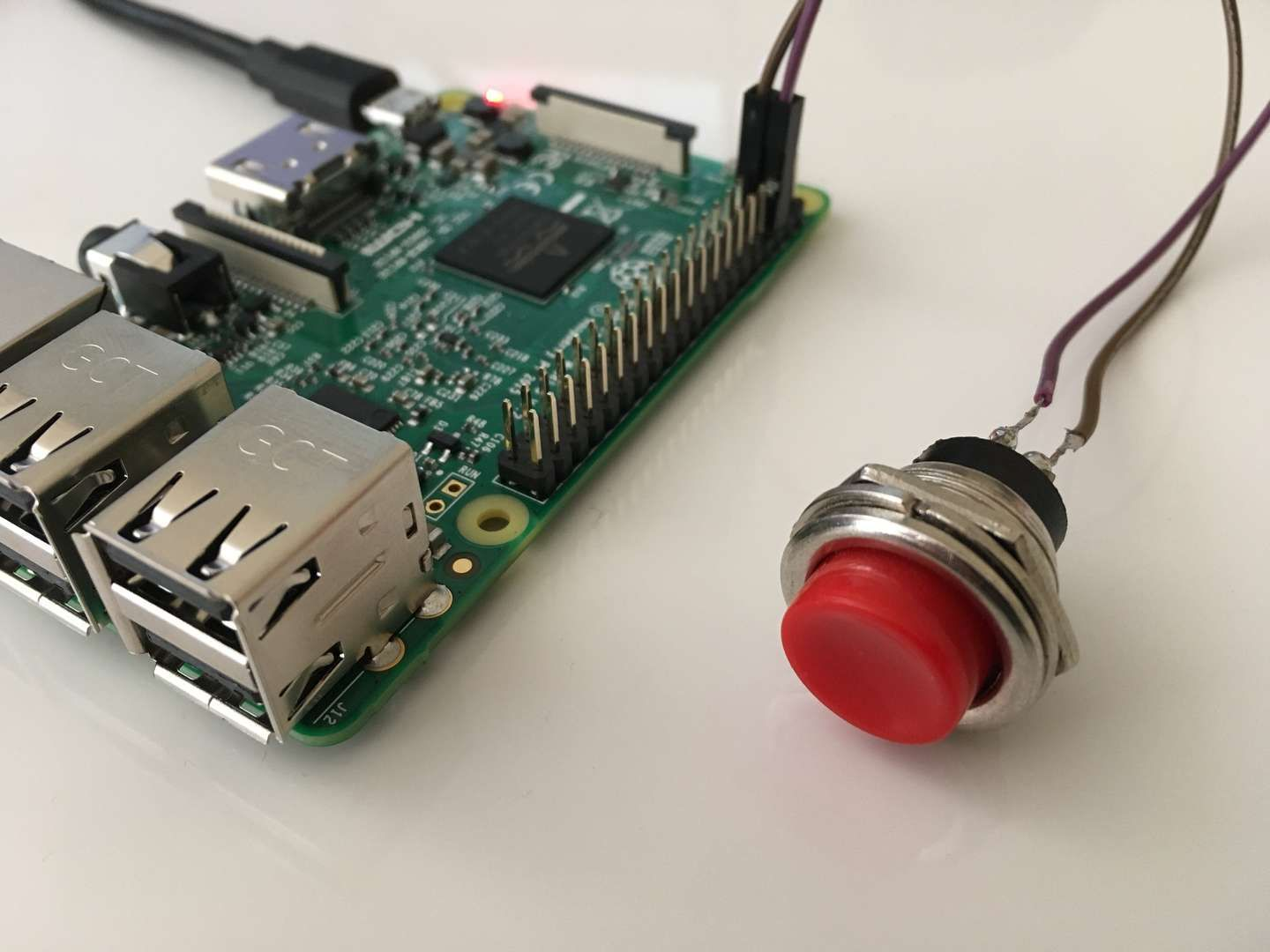 How To Add A Power Button To Your Raspberry Pi Ардуино