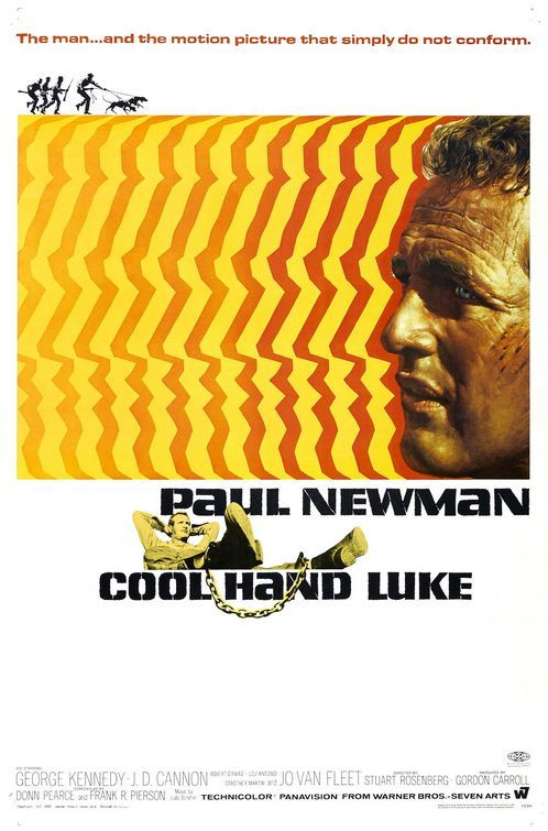 Click To View Extra Large Poster Image For Cool Hand Luke Cool Hand Luke Best Movie Posters Iconic Movie Posters