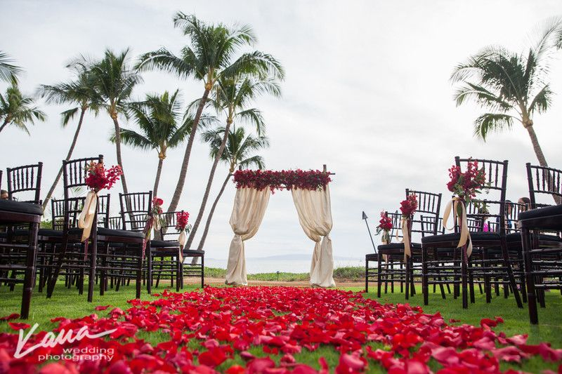 Sugar Beach Events Hawaii Kihei, HI Best Wedding Venue