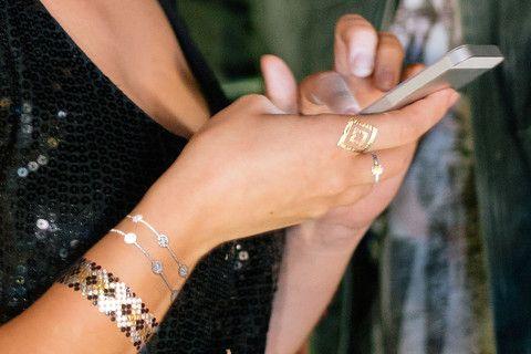 Monaco Collection | Luxury Metallic Jewelry Tattoos