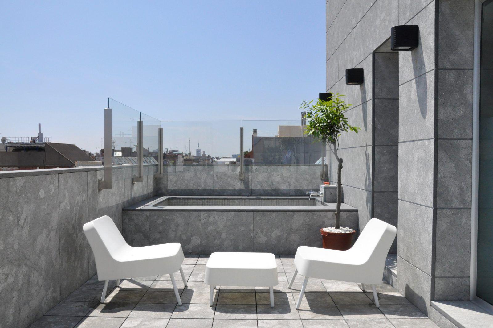 Resultado de imagen de decoración terrazas aticos