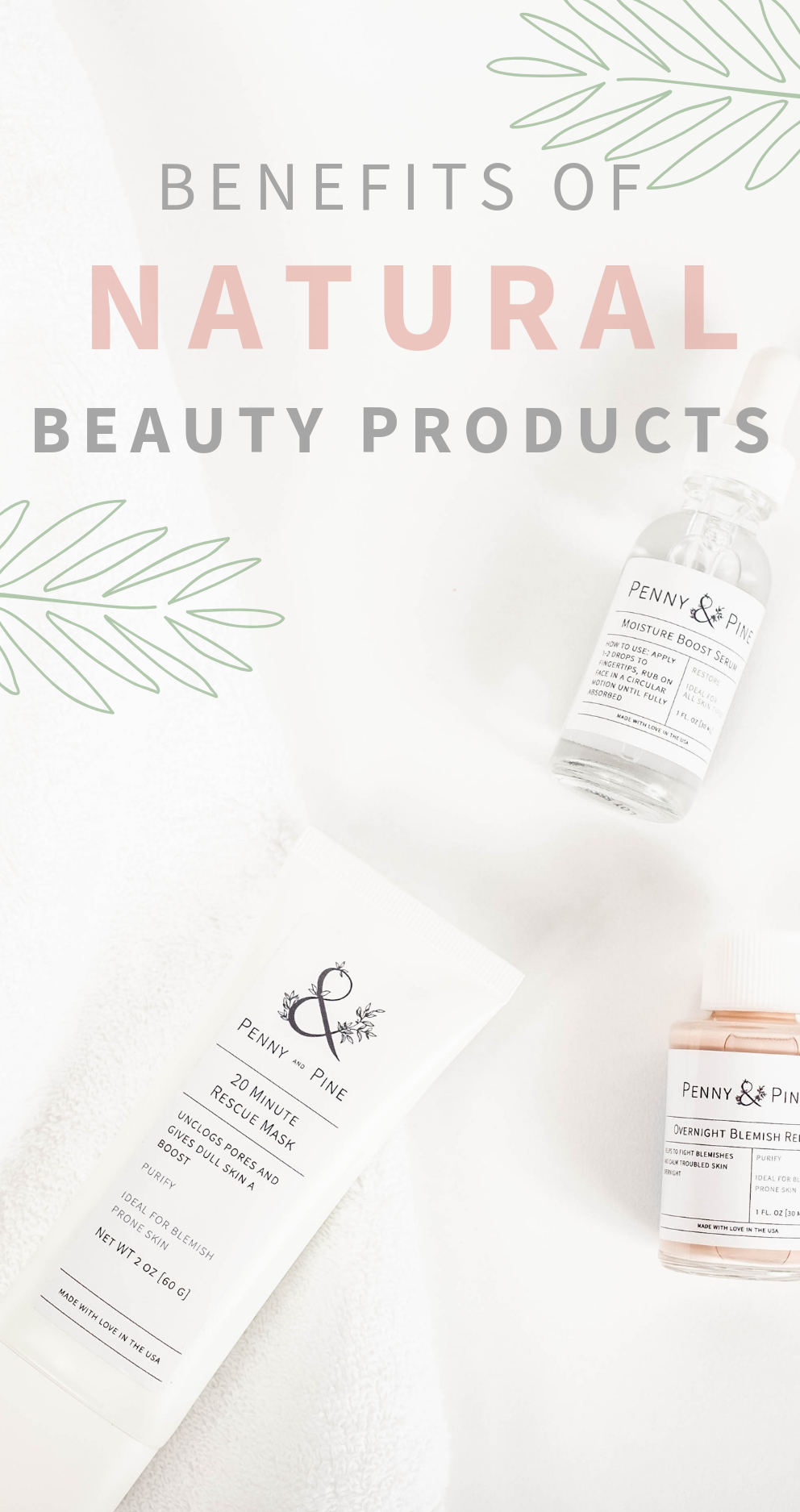 Are There Any Benefits Of Using Natural Beauty Products Chemical Free Skin Care Cruelty Free Skin Care Eco Friendly Beauty