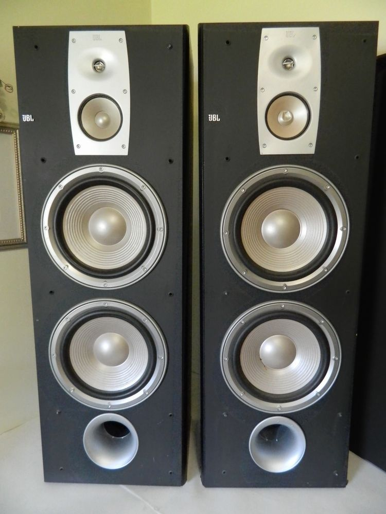 Jbl Northridge Series Floor Standing Tower Speakers Model