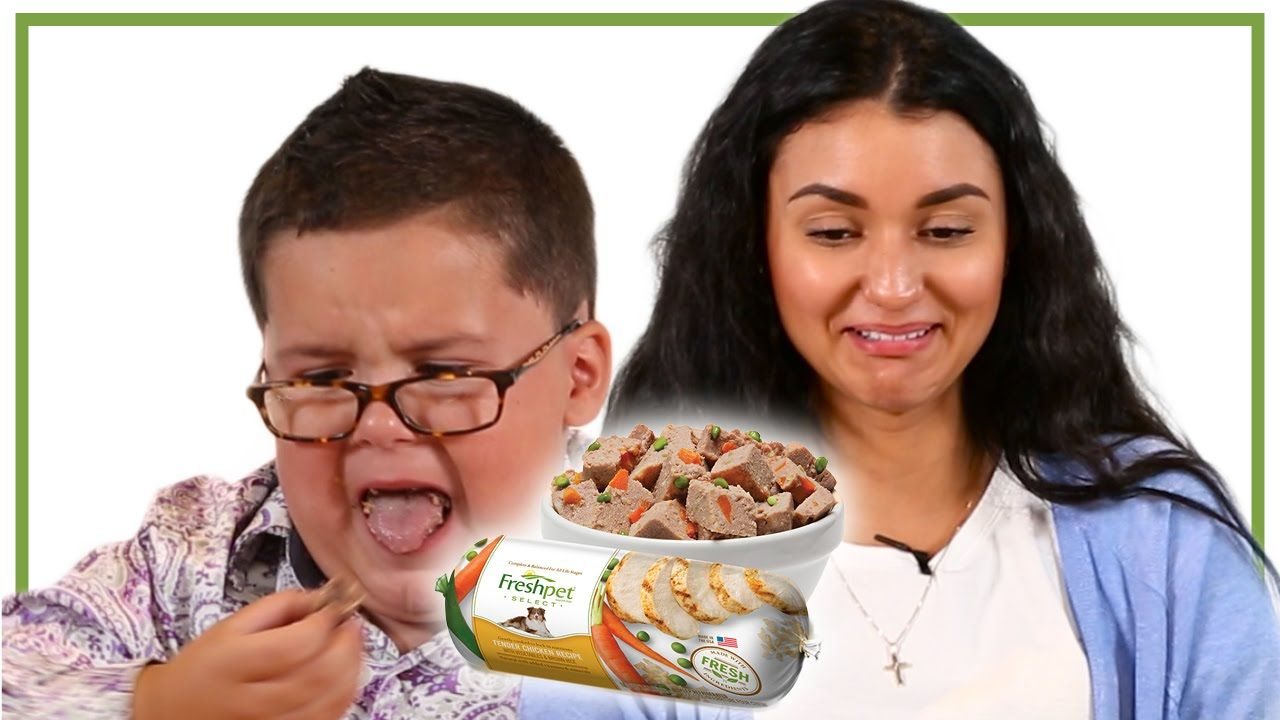 People Eating Dog Food Without Knowing Freshpet All The Cold