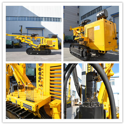 JK590/JK590C is one of the best sellers of JK Drilling