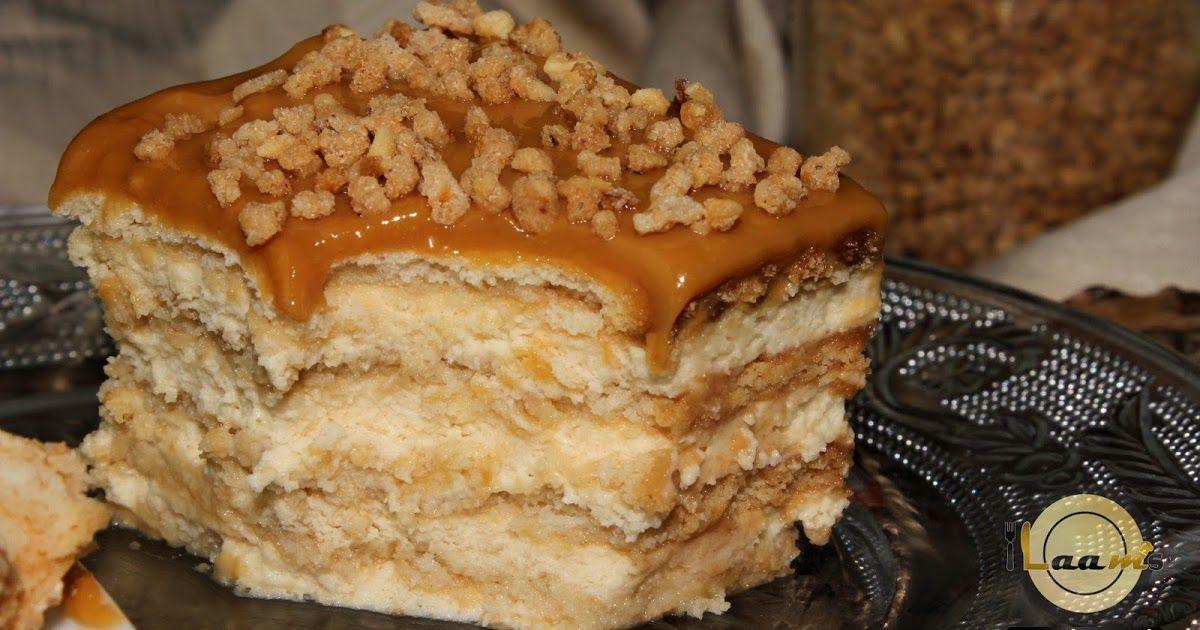 Caramel Karamell Kuchen Ohne Backen Einfach Schnell Butterkekse Schmand Sahne Kuchen Ohne Backen Butterkeks Kuchen Ohne Backen Caramel Kuchen