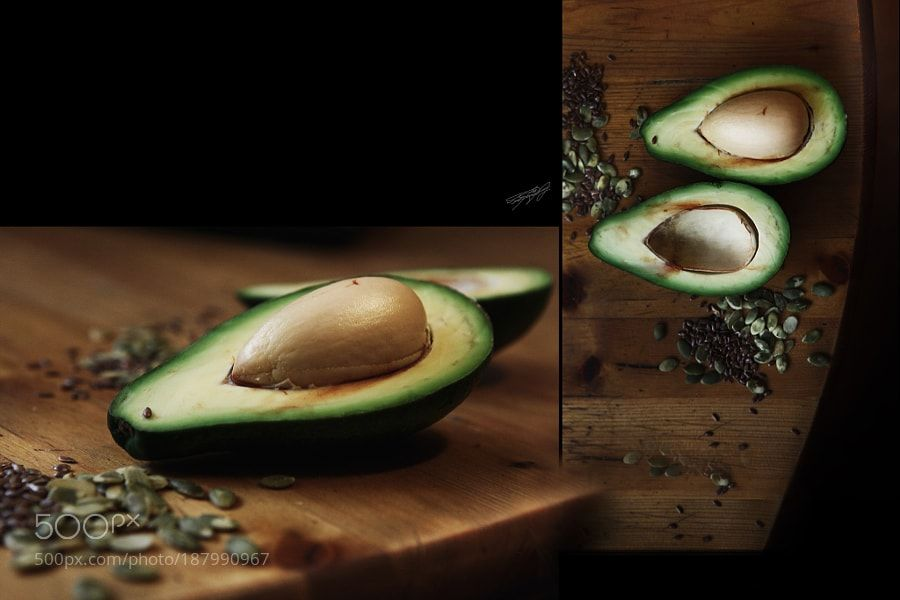 Avocado by Angelica