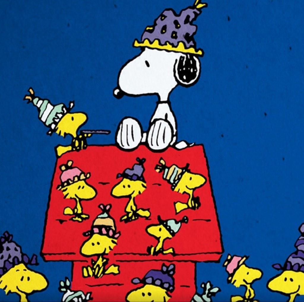 Peanuts On Snoopy Pictures Snoopy Snoopy New Year