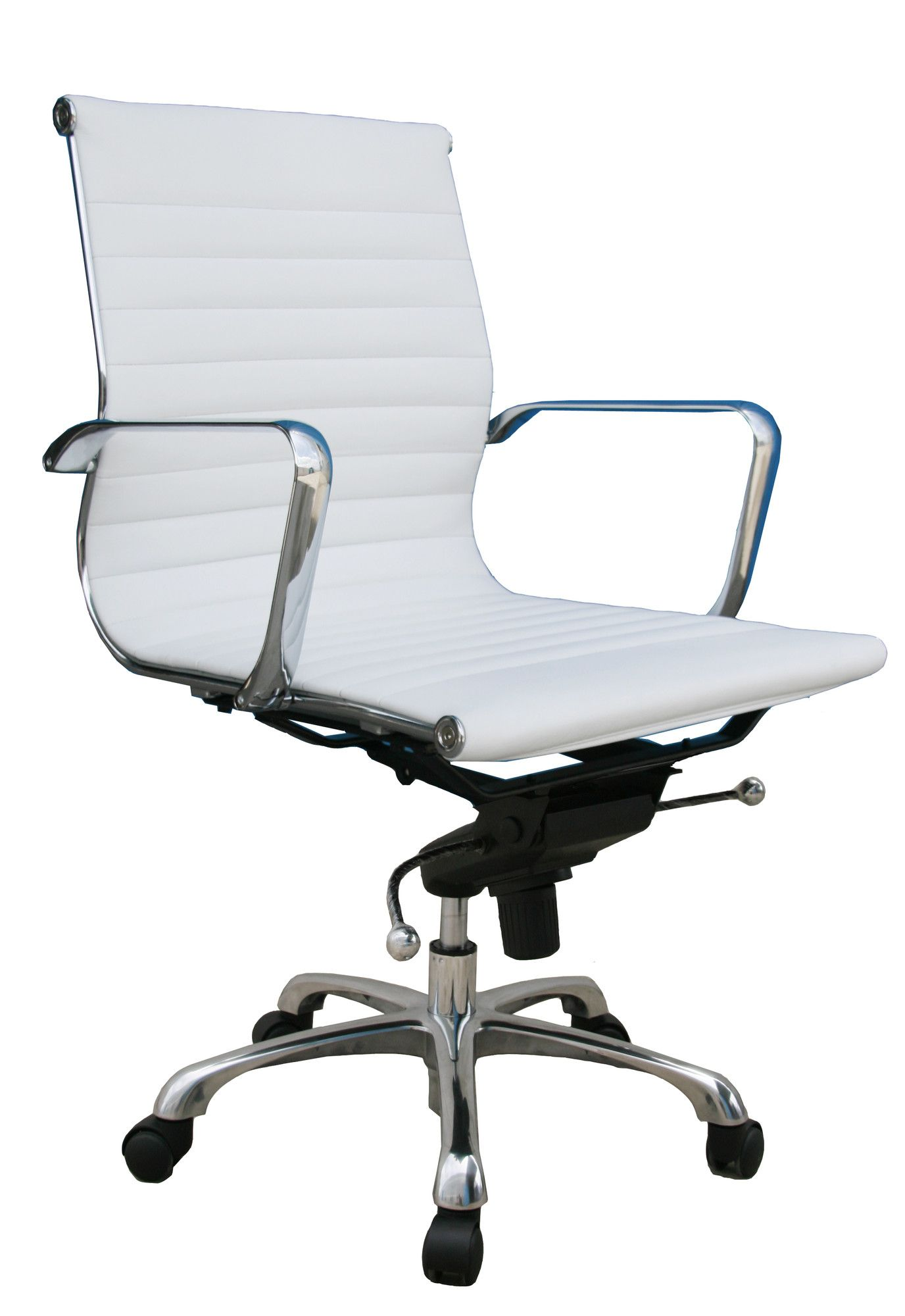 Comfy Desk Chair White office chair, Cheap office chairs