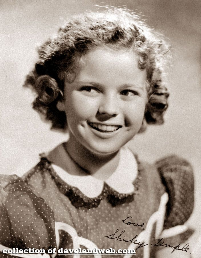 Daveland Shirley Temple Photo Page | AG: 1920s - 1930s | Pinterest ...