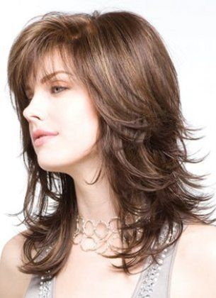 Long Shag Hairstyles Endearing Pinsherry Sanders On My Style  Pinterest  Hair Style Hair