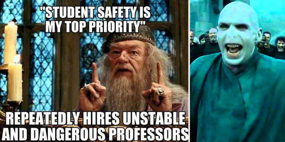 Screenrant Com Harry Potter Memes Harry Potter Memes Hilarious Harry Potter Funny