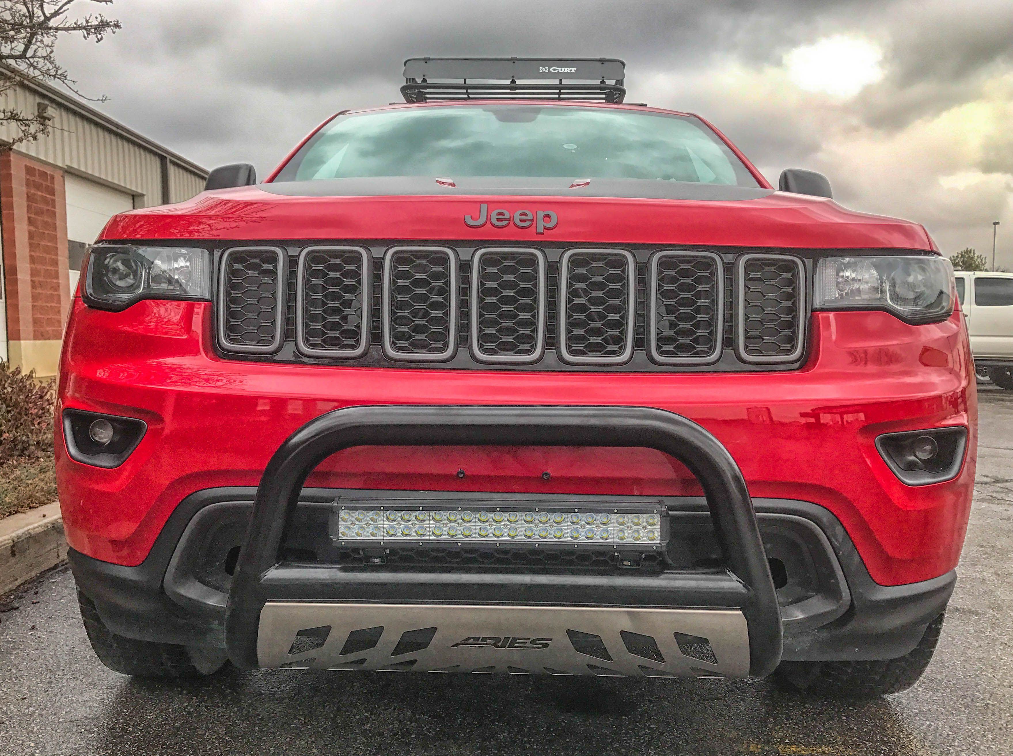 My 2017 Jeep Grand Cherokee Trailhawk Http Robswildlife Com