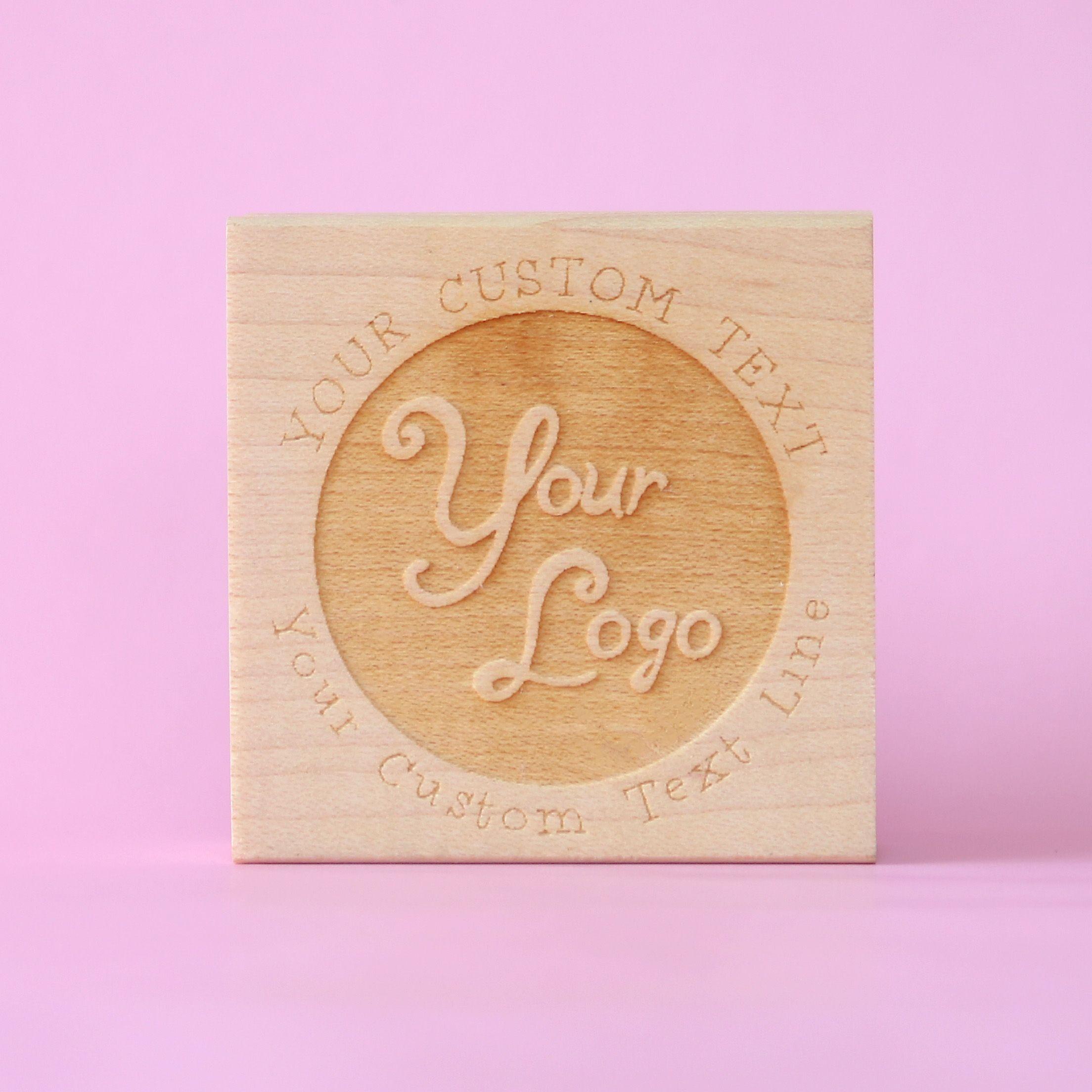 Custom Rubber Stamps, Custom Logo Stamps, SelfInking