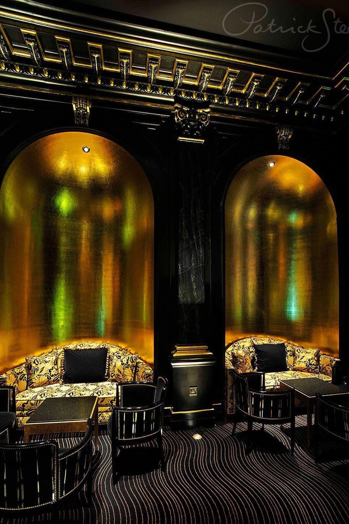 art deco lounge decor luxury lounge