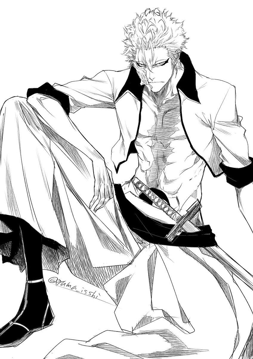 Bleach anime by 雅珺 楊 on Bleach in 2020 Bleach characters