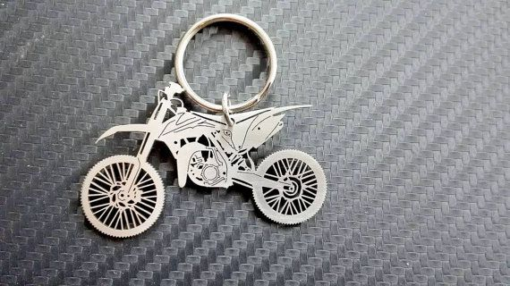 Key Chain For Ktm Bike Personalized Key Chain Keyring For Ktm