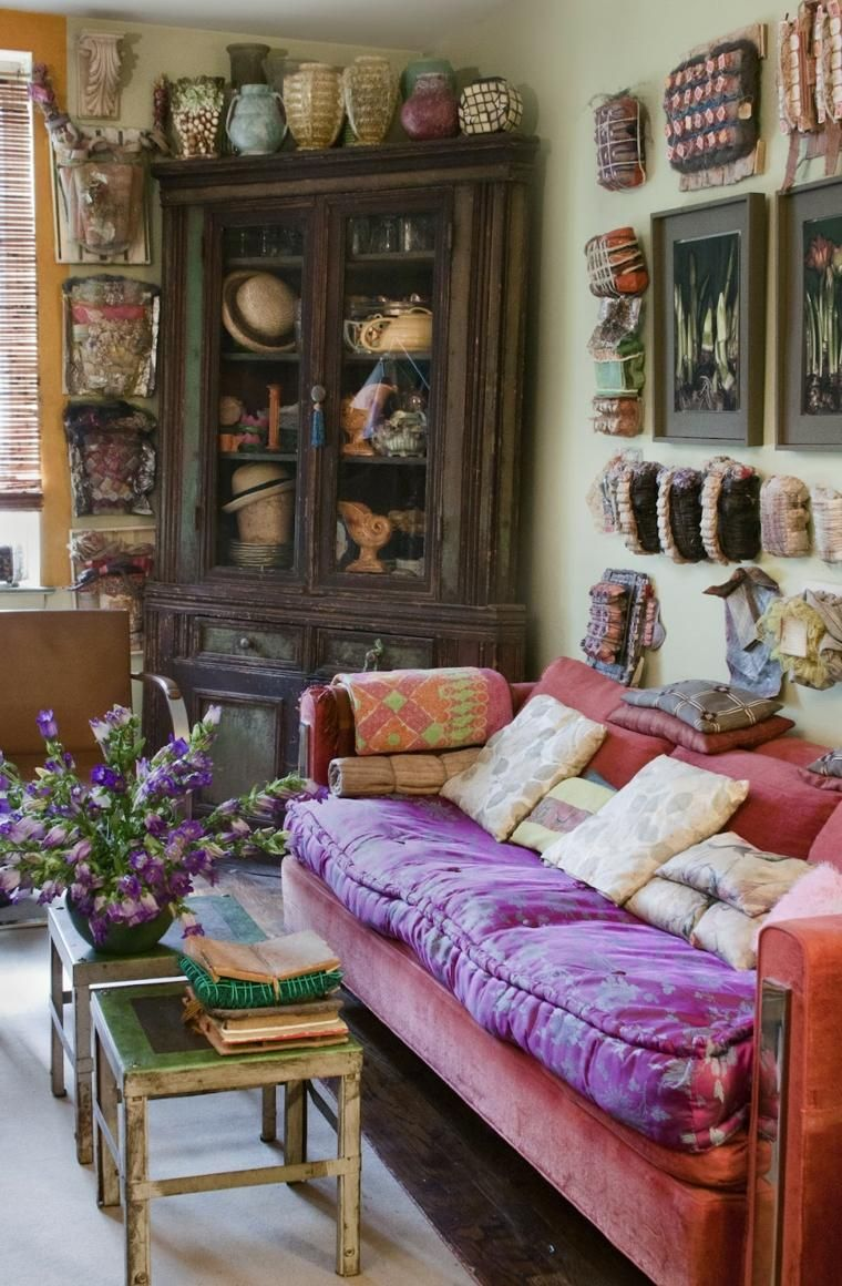 Photo of Bohemian Style – 43 Inspirational and Unconventional Designs – Home Decor
