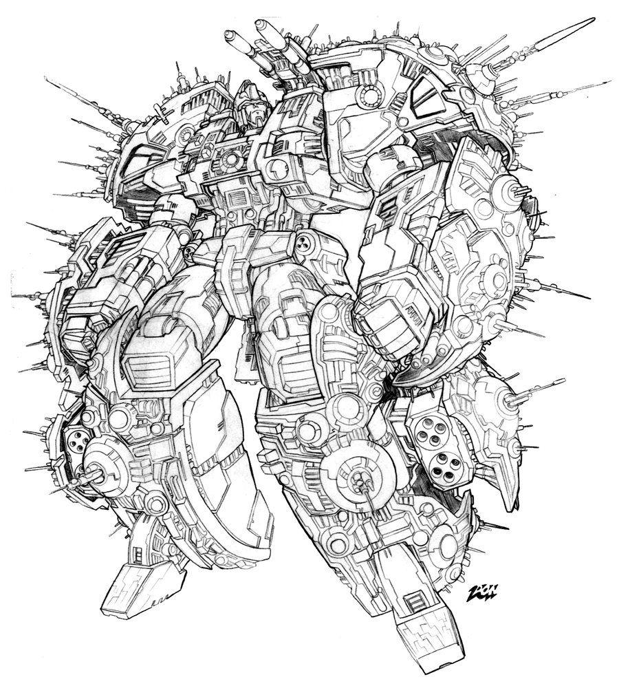 Primus by ~DonFig on deviantART - Transformers Autobot