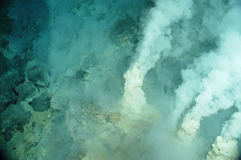 Watery time capsule hints at how life got started on early Earth - New Scientist
