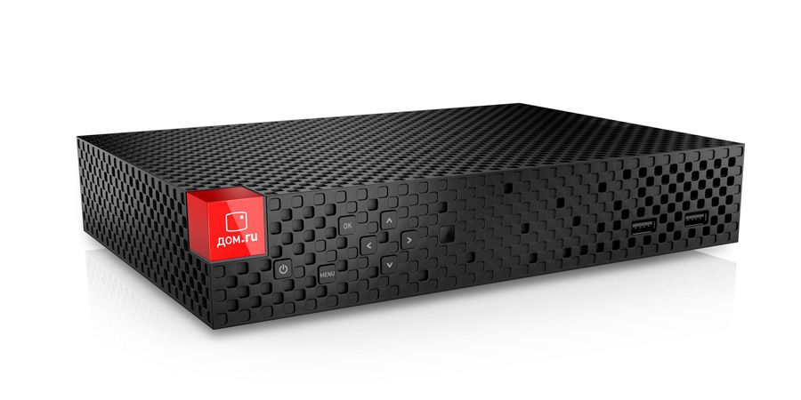 DOM.RU TV HD9000i - Consumer electronics - Video - Red Dot 21 – global design directory