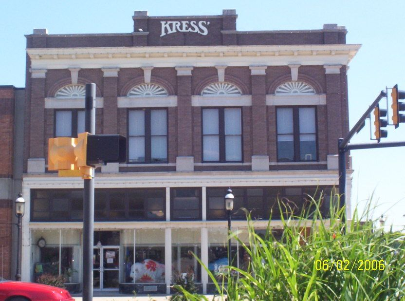 They Tore This Building Down To Put Up A Hotel No Oldest In Town Enid Ok