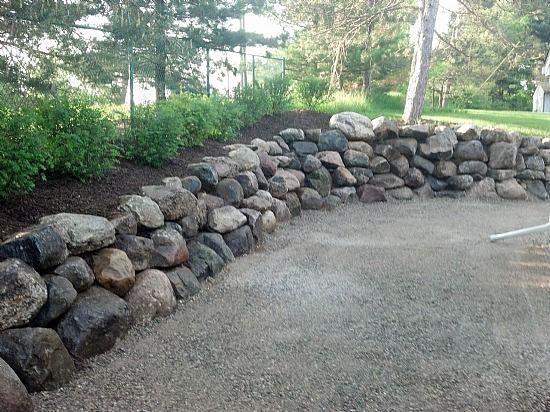 Retaining Walls Mobile Version Landscaping Retaining Walls Rock Wall Landscape Rock Garden Landscaping